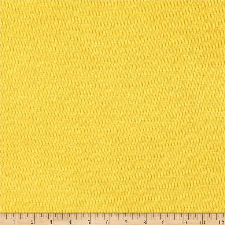 Mooie gele stof voor t shirt