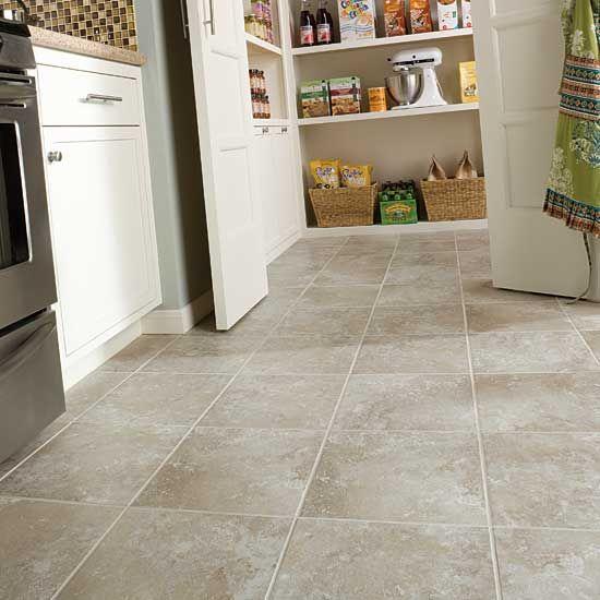 226 best Kitchen Floors images on Pinterest Kitchen, Kitchen - kitchen floor tiles ideas