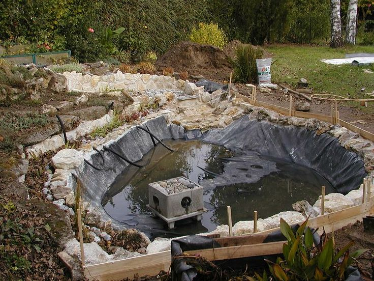 25 best ideas about bache bassin on pinterest bache for Bache a bassin epdm