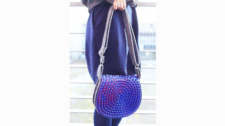 SENSATION bag, designed to  make your days beauty! by Aleksandra Richert