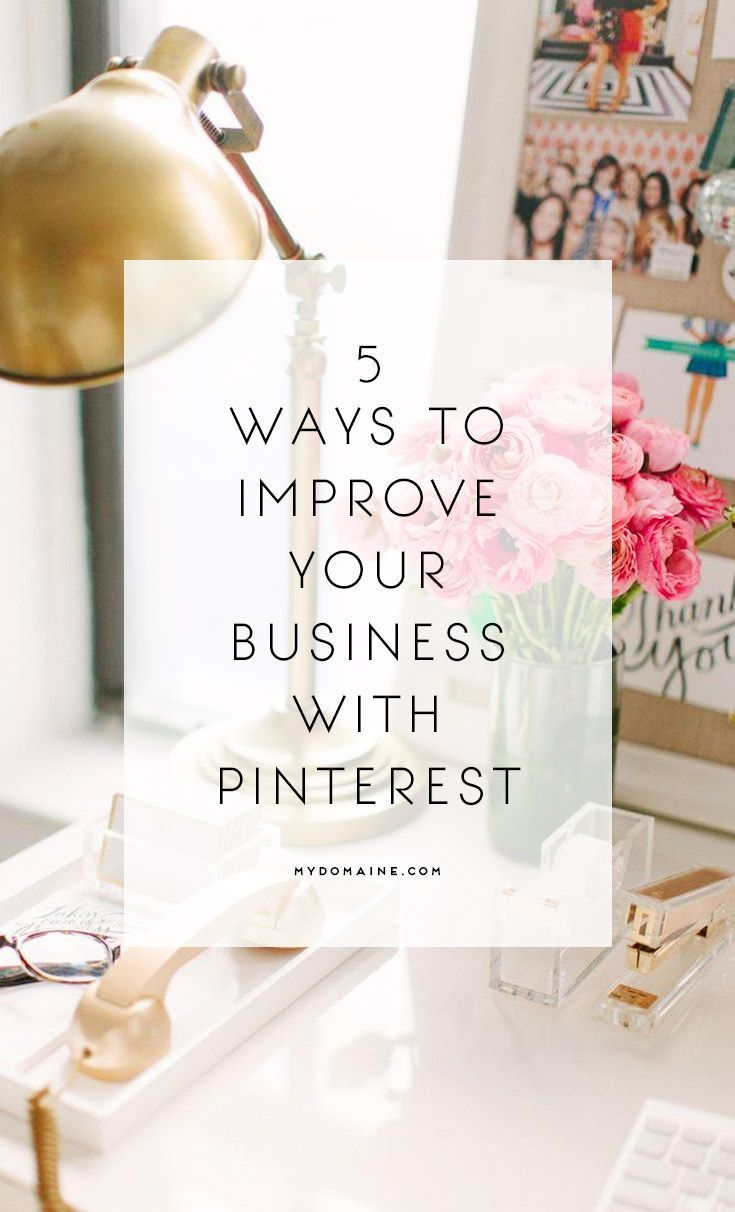 Yes, you can help your business by utilizing your Pinterest addiction business tips #succeed #business