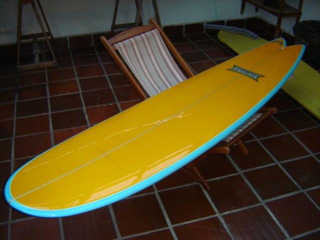 Longboard biquilha 9´6.  #RicardoMachion #Longboard #Biquilha #SuperSwallow #Experiencias