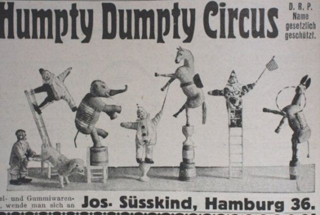 Image result for the humpty dumpty circus