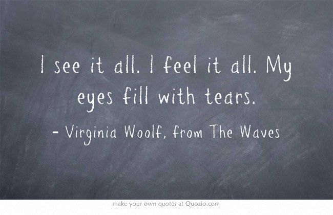 Virginia Woolf The Waves Quotes: 1831 Best Words To Live By Images On Pinterest