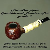 [ Sandblasted Bamboo Squat Apple Grade $ ] Available