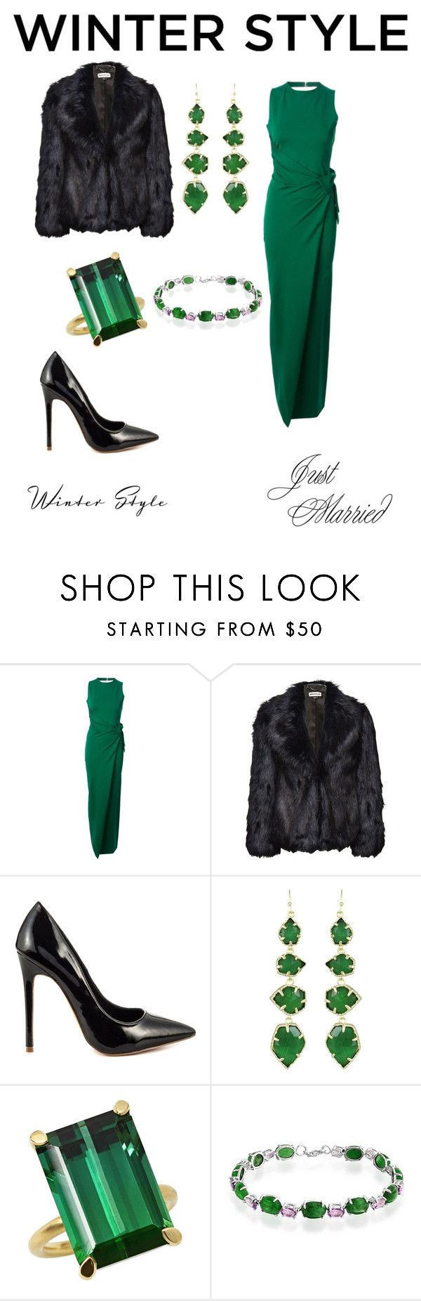 """Winter Style"" by followme734 ❤ liked on Polyvore featuring Dsquared2, Whistles, Shoe Republic LA, Kendra Scott, Bling Jewelry and winterstyle"