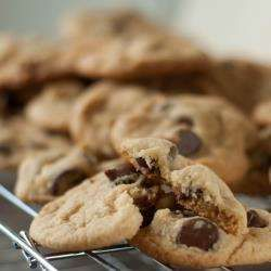 Amazing Soft and Chewy Chocolate Chip Cookies