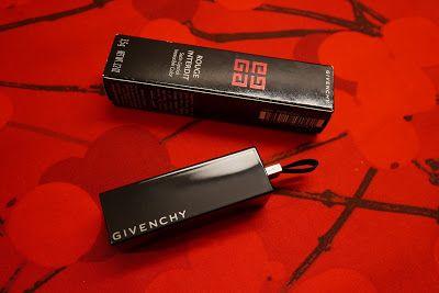 Panka's place: A little luxury: Givenchy Rouge Interdit Satin Lip...