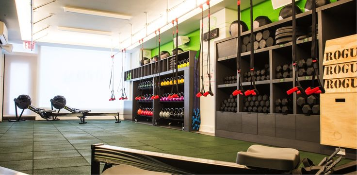 personal training studio layout - Google Search