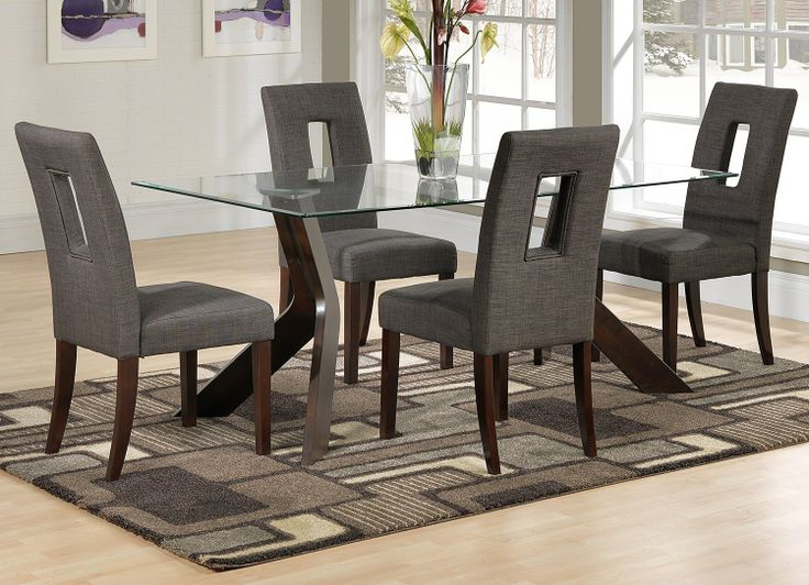 Casual Dining Room Furniture The Nolan Collection Table