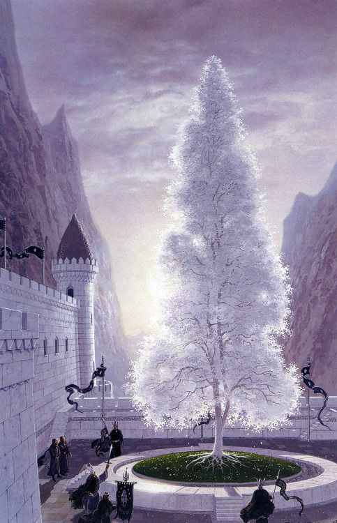 Nimloth of Númenor (White Tree of Númenor)