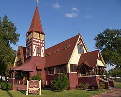 St James Episcopal Church LaGrange, TX