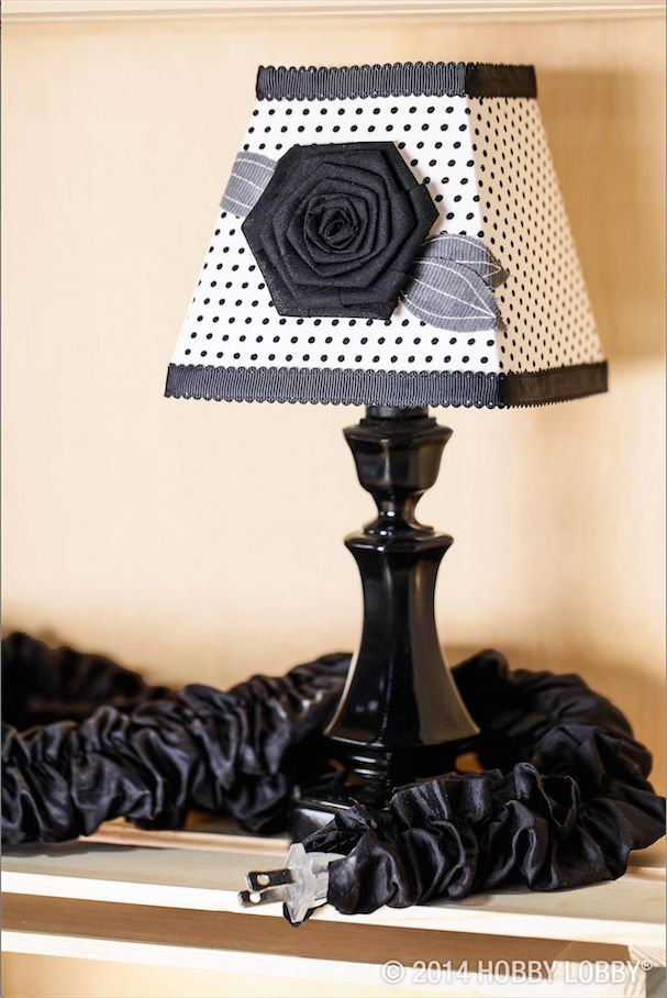 421 best lamp projects images on pinterest lamps lampshades and some fabric some trim a self adhesive shade kitd youre all done with this diy lamp shade project solutioingenieria Images