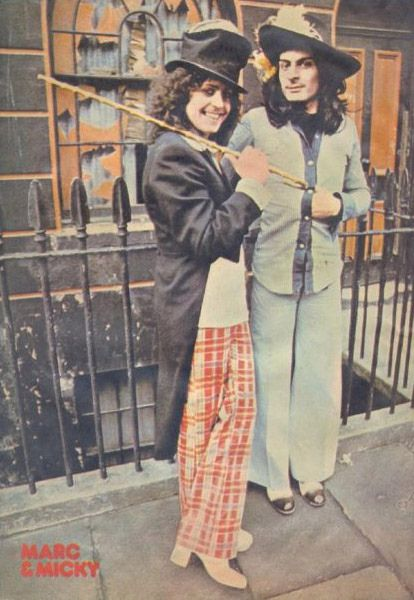 T.Rex Marc Bolan & Mickey Finn