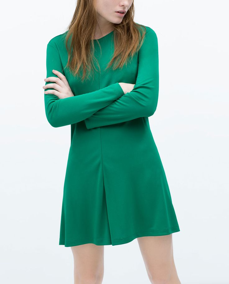 Image 2 of TIE BACK JUMPSUIT from Zara