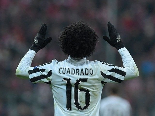 Juan Cuadrado not thinking about Chelsea return