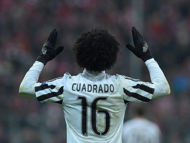 Juan Cuadrado not thinking about Chelsea return