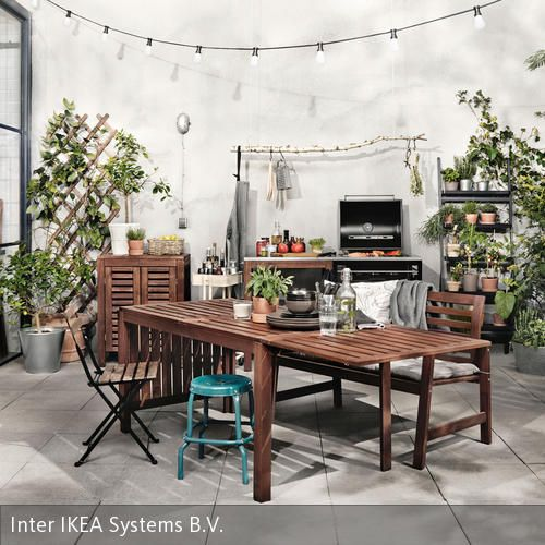202 best Garten \ Terrasse images on Pinterest Ideas, Decoration - esszimmer im garten gestalten
