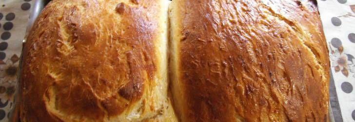Receita de Pão caseiro da Vó Alzira - Receitas Supreme