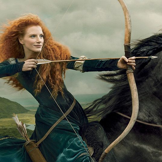 Celebrities Pose for Annie Leibovitz's Disney Dream Portrait series.