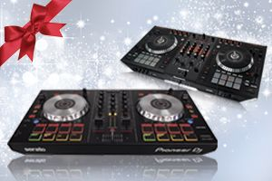 Top DJ Controllers from #Pioneer, #Denon #Numark, #Roland, #American Audio, & #Mixars. Shop your Holiday Favorites at I DJ NOW >