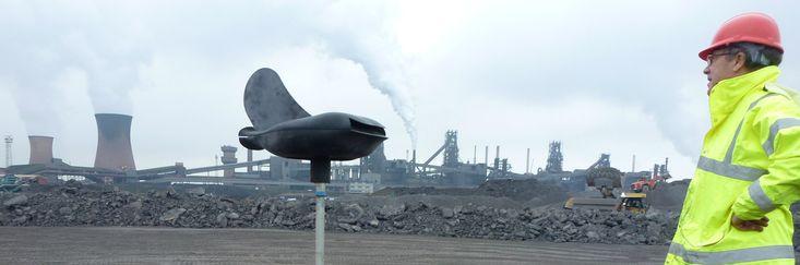Shark-shaped sampler to hunt down 'fugitive' air pollution | Lancaster University