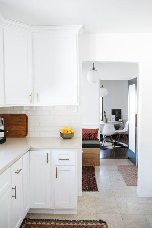 inside the bohemian modern home of sophie carpenter. / sfgirlbybay