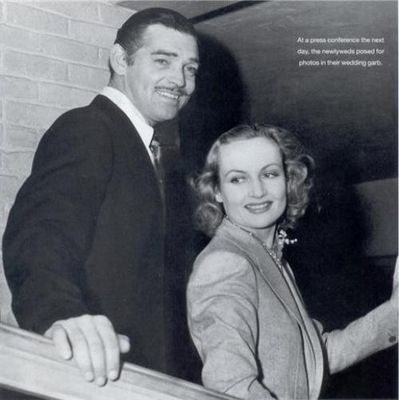 Who was carole lombard married to