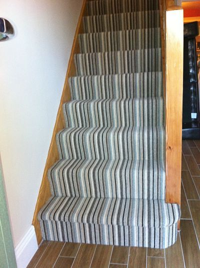 148 Best Images About Striped Carpet On Pinterest