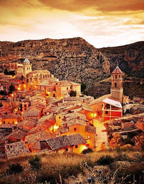Albarracin Aragon Spain Most Beautiful Places Spain Pinterest Places To See Most