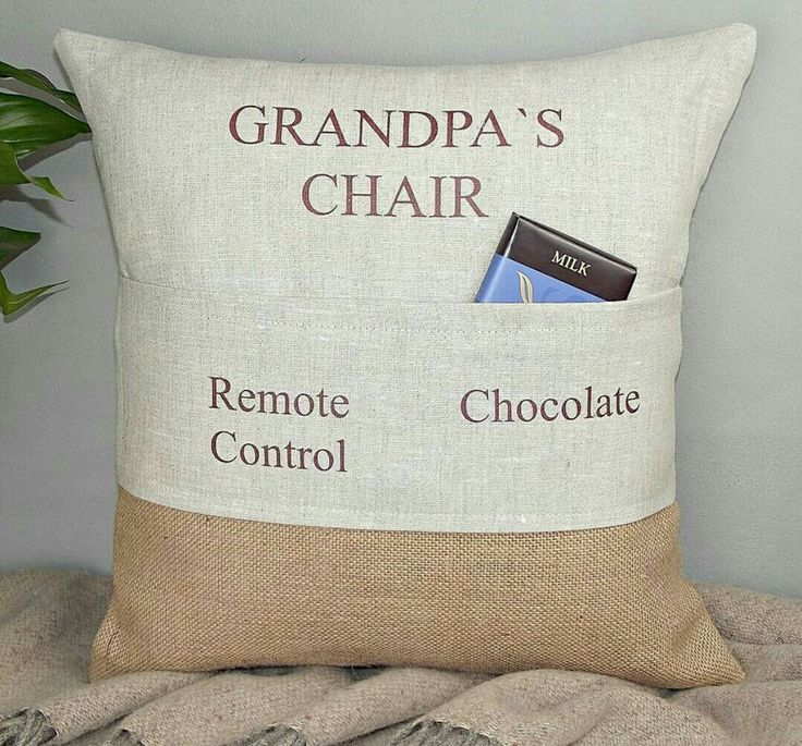 16 best 8 Grandpa cushions images on Pinterest | Country crafts ...