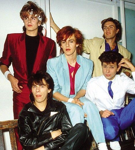 Duran Duran 80'S | Lovely 80's: Duran Duran - Skin Trade