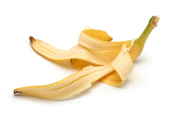 banana peels for teeth whitening