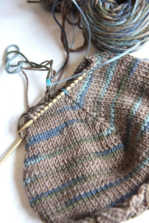 32 best images about Magic Loop Patterns on Pinterest Free pattern, Knittin...