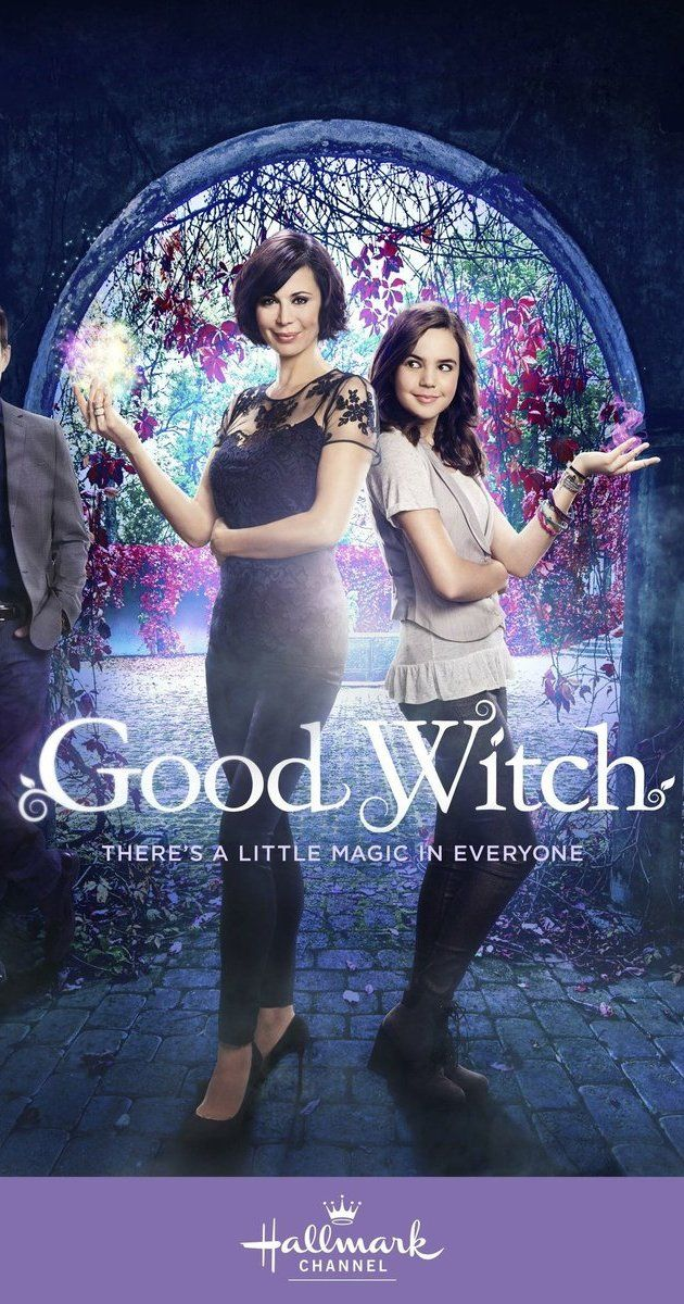 Good Witch #hallmarkchannel #goodies #goodwitch