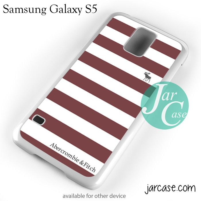 Abercrombie And Fitch Strip YP 5 Phone case for samsung galaxy S3/S4/S5