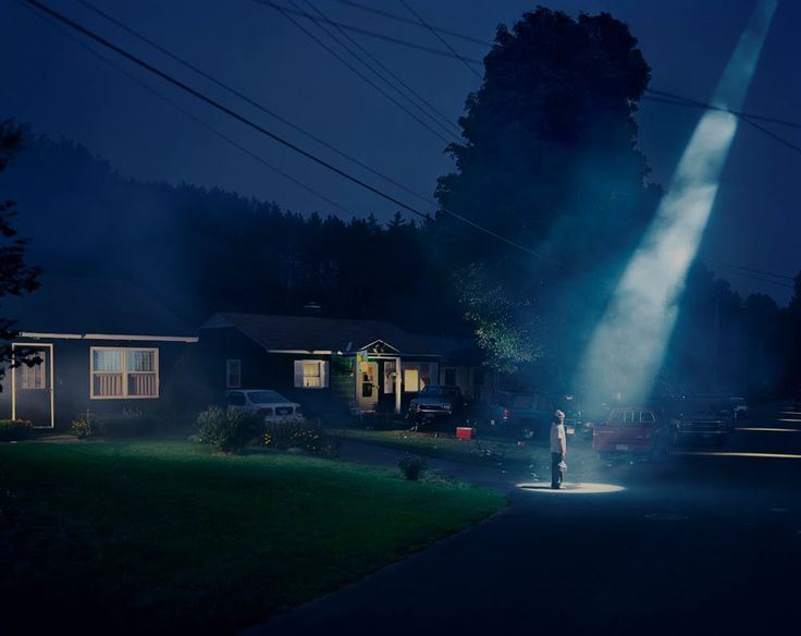 Untitled, 1998 by Gregory Crewdson