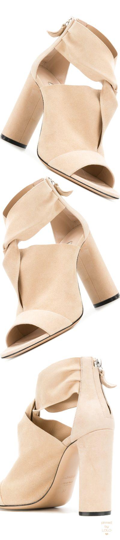 Casadei Crossover Sandals