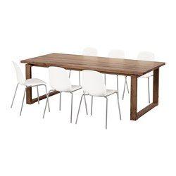 Les 20 meilleures id es de la cat gorie ensemble table et - Ensemble table et chaise ikea ...