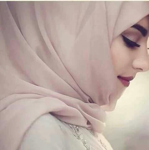 Dp girl hijab muslima femini style »✿❤ Mego❤✿«