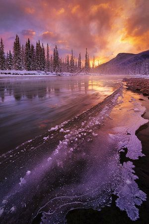 Set Ice on Fire by Yiming Hu