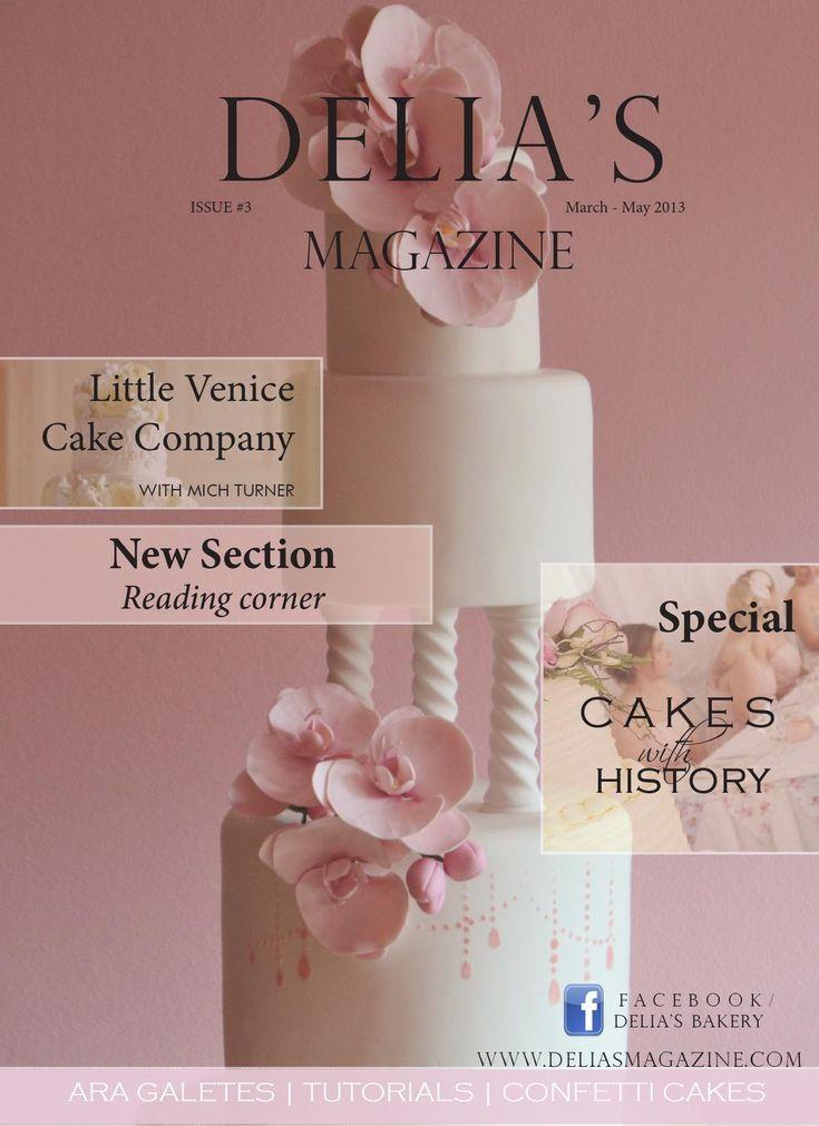 Delia S Magazine 3