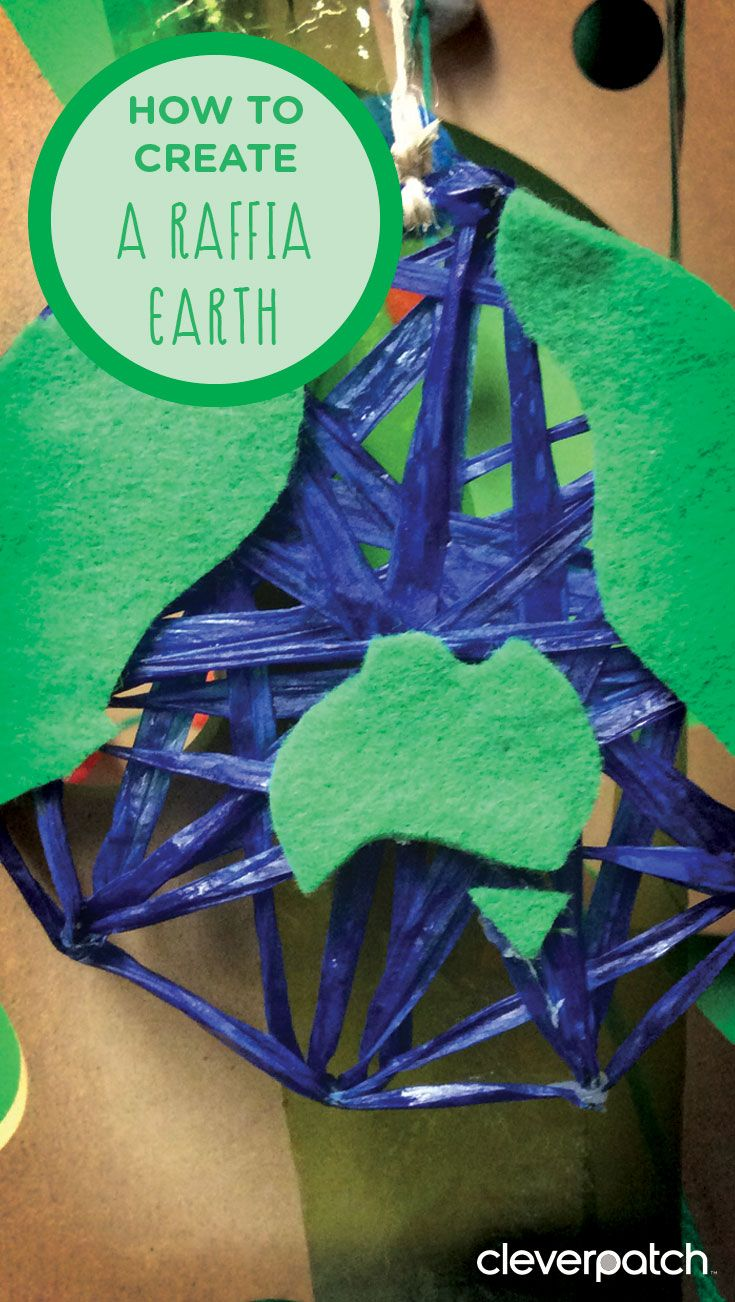 World Environment Day is on the 5th June, celebrate with this fun craft idea!
