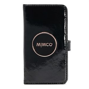 Mimco Authentic Iphone 6P Flip Case Black Rose Gold Patent Leather RRP $99 95 | eBay