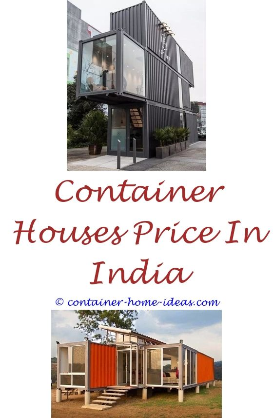 Shipping container homes central florida