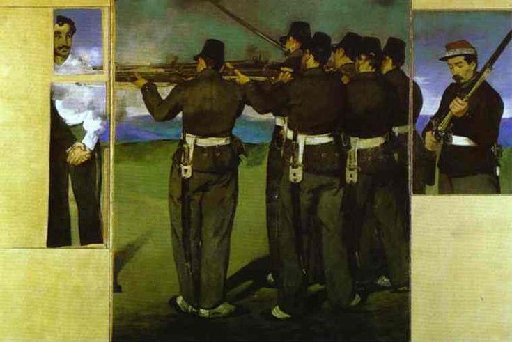 Maximillian execution fragmented