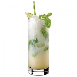 Follow the recipe for this Coconut Mojito  from Coastal Living