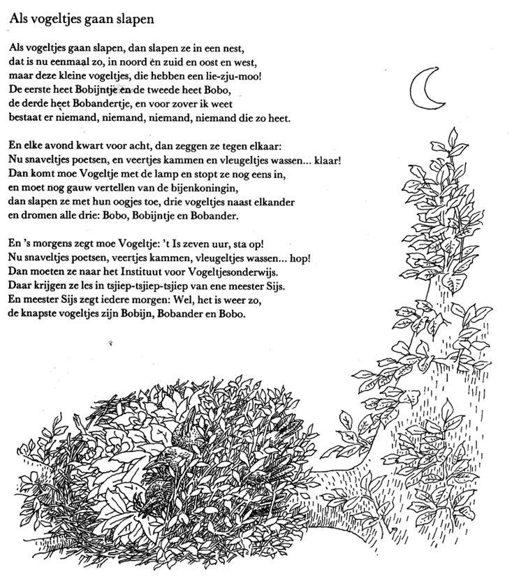 Afbeeldingsresultaat voor annie mg schmidt gedicht