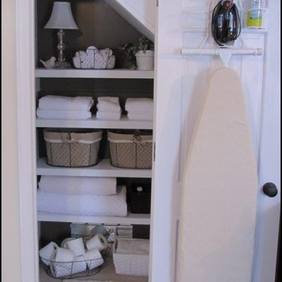 Organizing Your Heart and Home – My Bathroom Closet Makeover