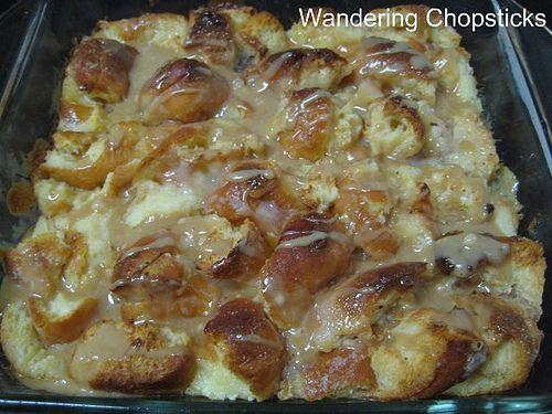 Doughnut Bread Pudding 11